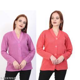 Urbane Feminine Women Sweaters