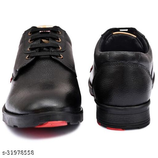 Relaxed Fashionable Men Formal Shoes