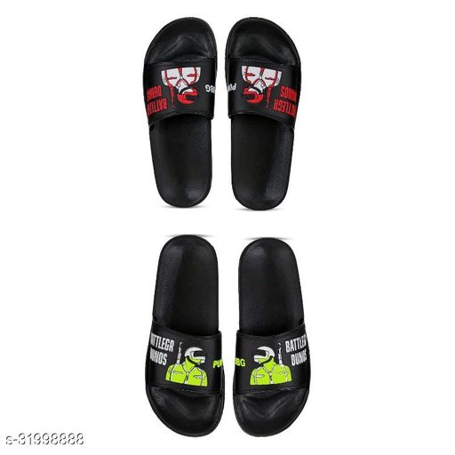 Stylist PUBG Slippers For Boys And Girls