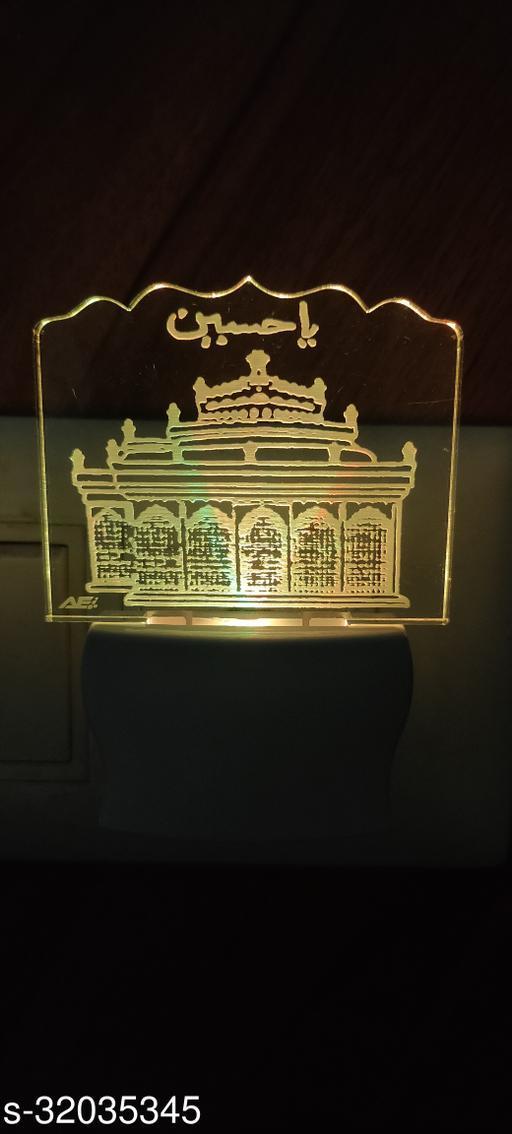 MUSLIM FANCY NIGHT LAMP 250