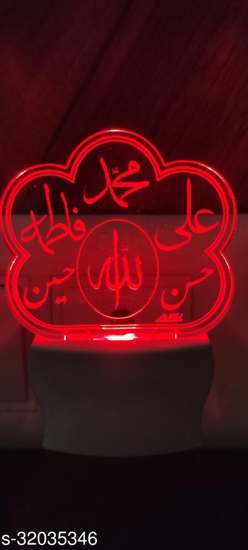 MUSLIM FANCY NIGHT LAMP 261