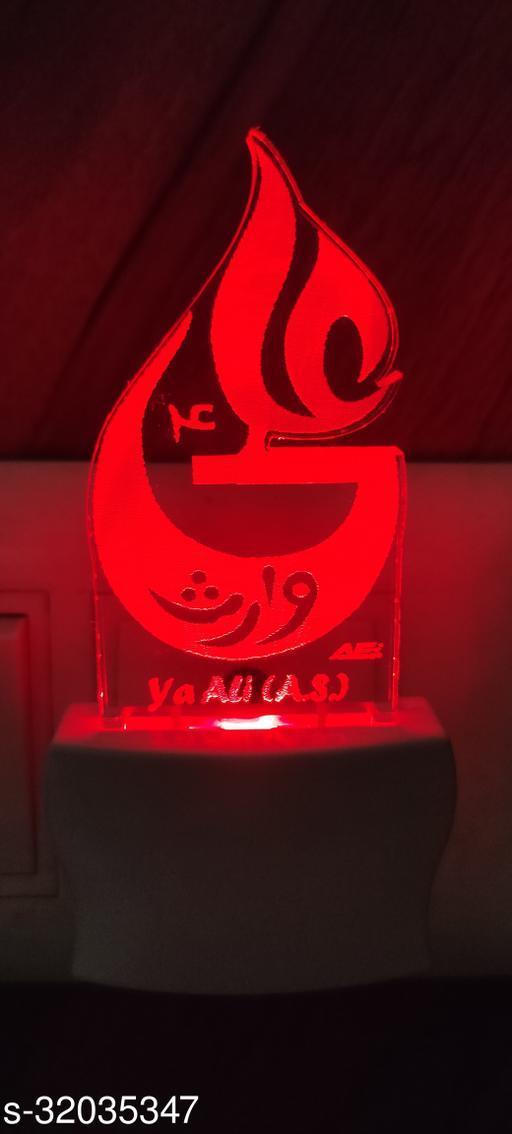 MUSLIM FANCY NIGHT LAMP 271