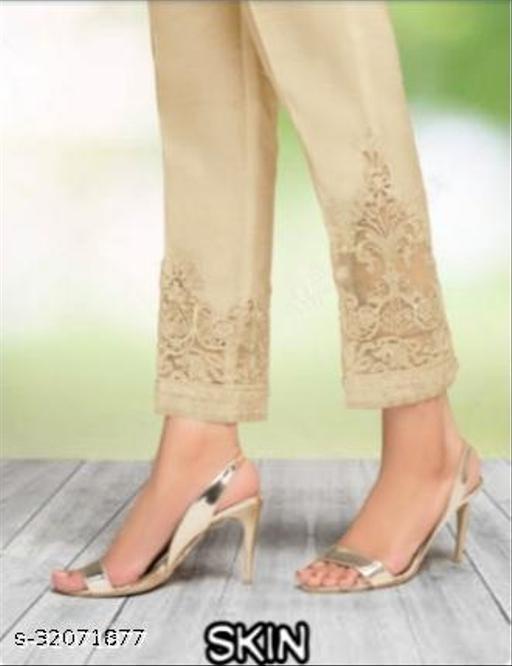Trendy Partywear Women Women Trousers