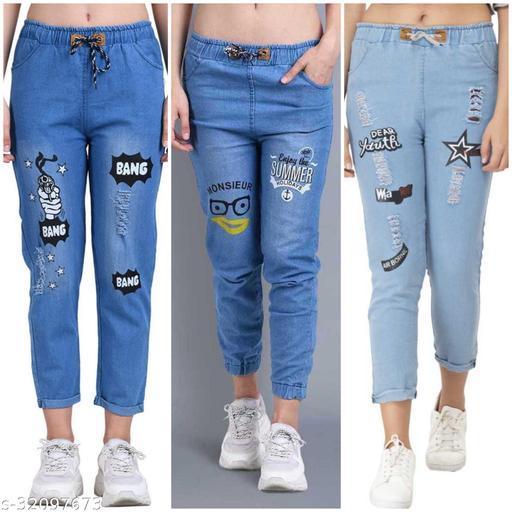 Urbane Designer Women Jeans