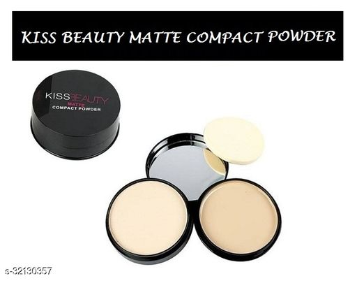 Mega Meesho Haul Kiss Beauty 2 IN 1 Compact Powder