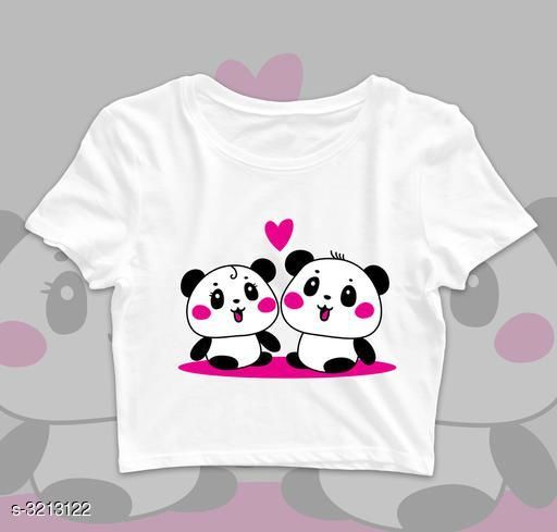 Elegant Cotton Women's T-shirt