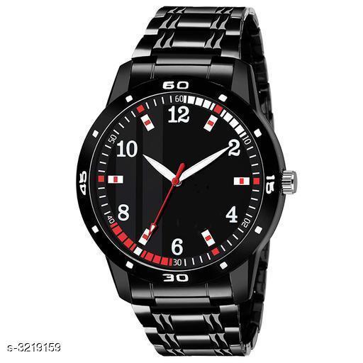 Stylish Satinless Steel Men's Watches