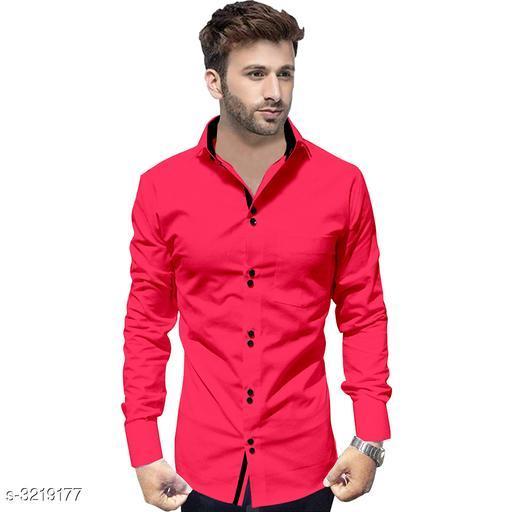 Stylish Men's Cotton Shirt
