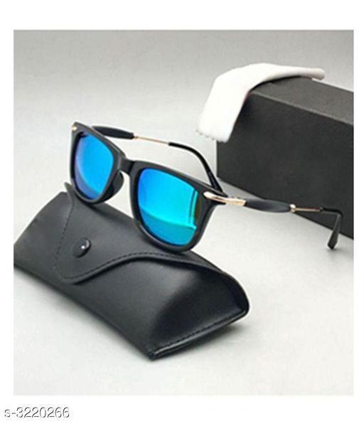 Designer Poly Carbonate Unisex Sunglass