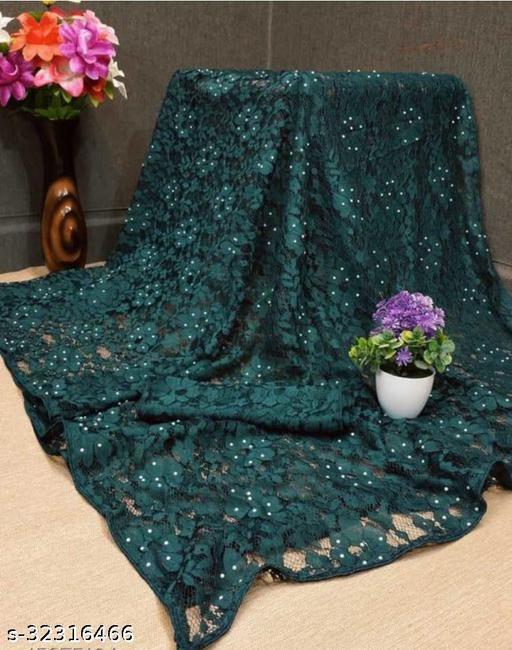 Zaboliccreation Women's Rasal Saree With Blouse Piece
