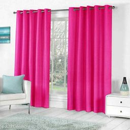 Voguish Alluring Curtains & Sheers
