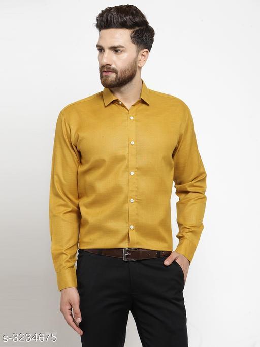 Attractive Men's Cotton Blend Shirt