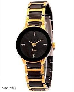 EvaTrendy Metal Women's Watches