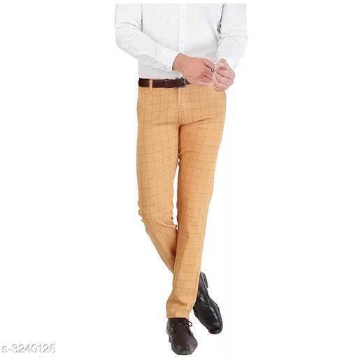 Stylish Men's Trouser
