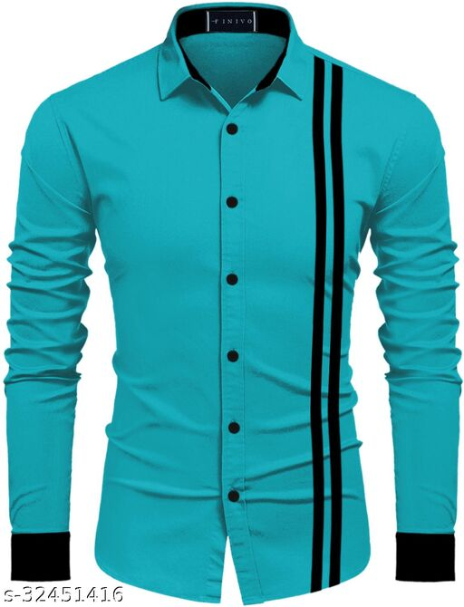 Finivo Fashion Men Shirt