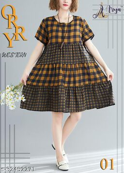 Trendy Superior Dresses