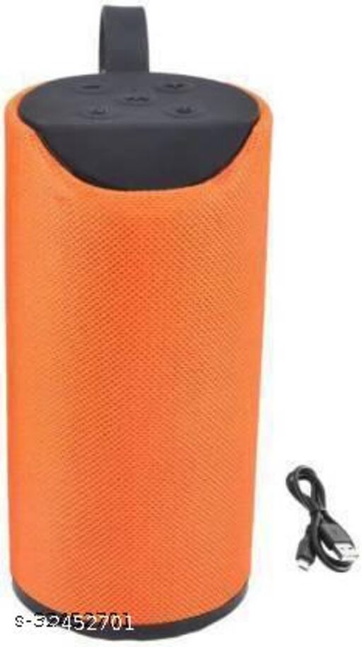 Masoori TG-113 Wireless Portable Bluetooth Speaker (Assorted)