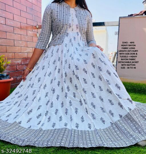 Aagam Attractive gown