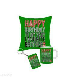 Attractive Printed Cushions Mugs & Key Chain