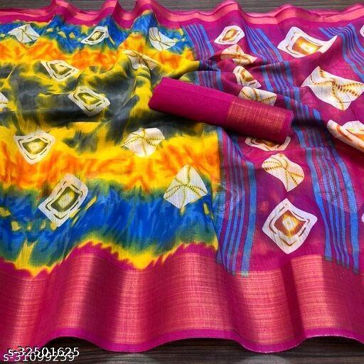 magical colour..saree