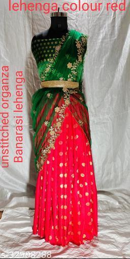 Fancy Stylish Lehenga Choli