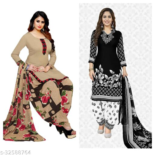 fashionable designer heavy suits material(pack of 2)