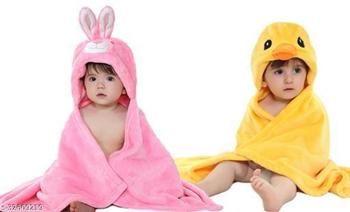 MY NEWBORN baby towel for all season baby blanket baby sleeping bag premium quality (Unisex-0-6 M)