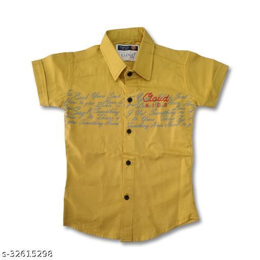 Tinkle Comfy Boys Shirts