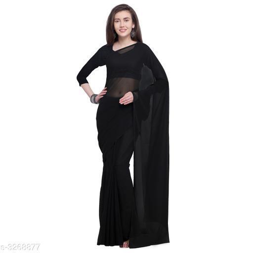 Trendy Cotton Slub Women's Sarees