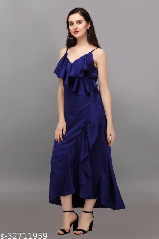 Trendy Sensational Women dress