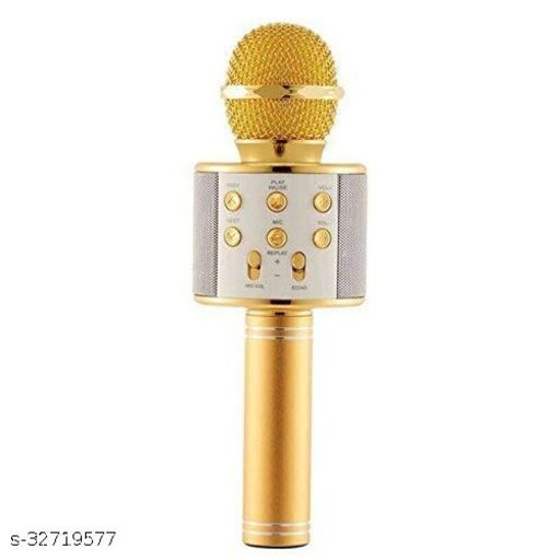 Classy Microphone
