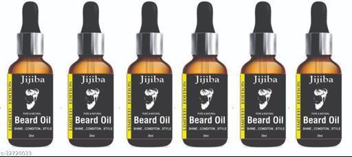 Jijiba Beard Growth Oil for strong and healthy beard growth