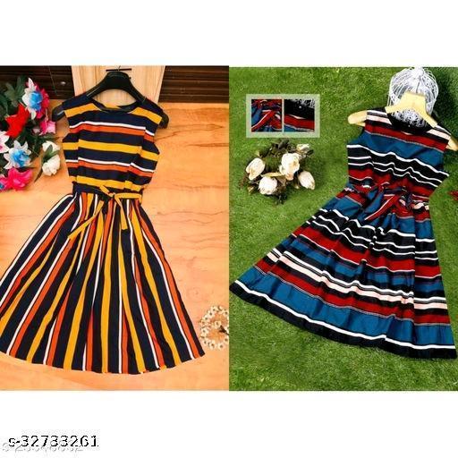 Adrika Attractive DRESSES