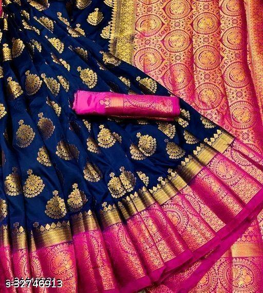 sensational kanjeevaram silk saree