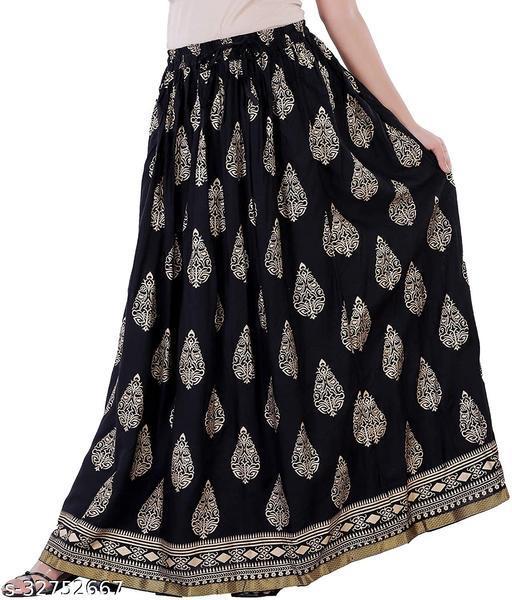 Jivika Sensational Women Ethnic Skirts
