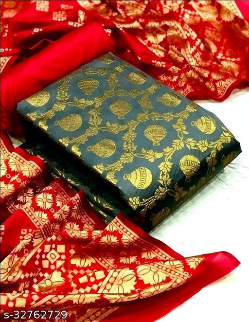 Charvi Fashionable Salwar Suits & Dress Materials