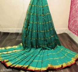 Trendy Doriya Cotton Saree