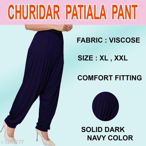 Fabulous Viscose Women's Patiala Pant