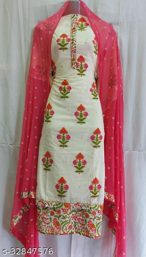 Aishani Refined Salwar Suits & Dress Materials