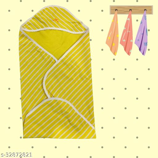 Elegant Versatile Baby Bath Towels