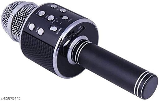 black-mike microphone-blutooth
