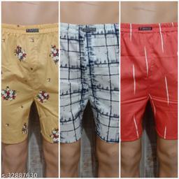 Casual Fashionista Men Shorts
