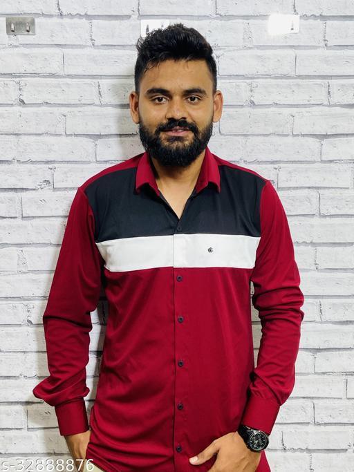 Trendy Modern Men Shirts