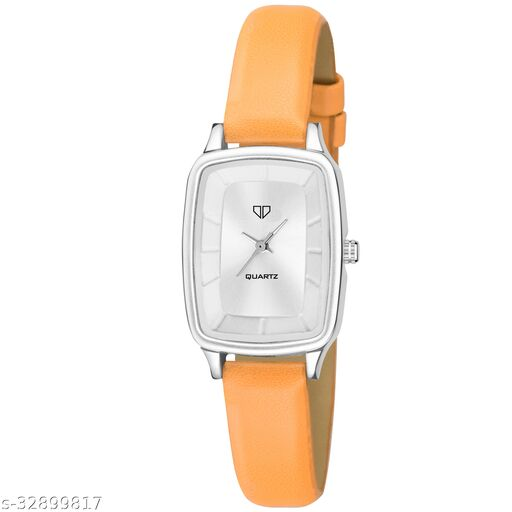 Walrus Summer II Series Silver Dial Women Wristwatch