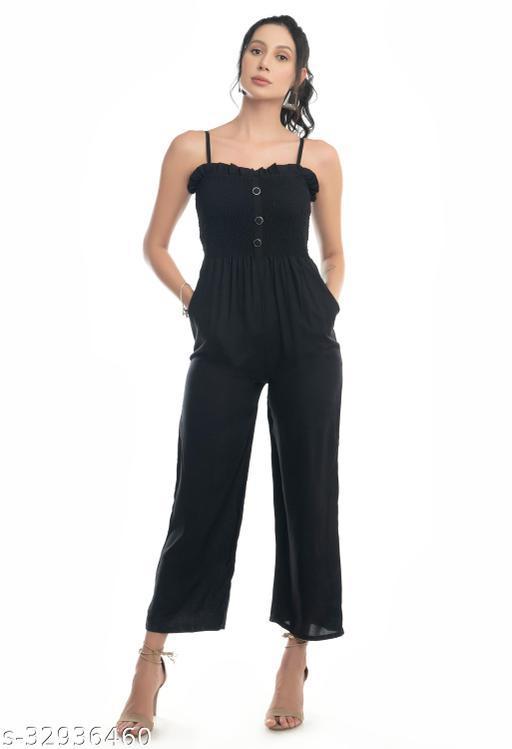 Trendy Modern Women Jumpsuits