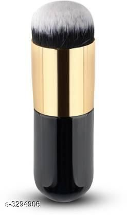 Black Foundation Makeup Brush