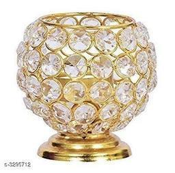 Fancy Decorative Diyas & Candles