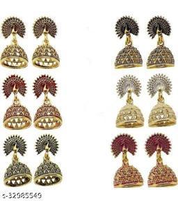 Princess Colorful Earrings