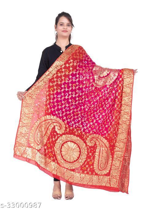 Fancy Art Silk Women Dupattas