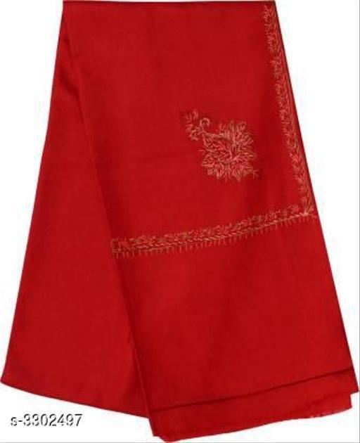 Aari work Embroidered Shawl